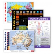 Science & Geography Combo Package