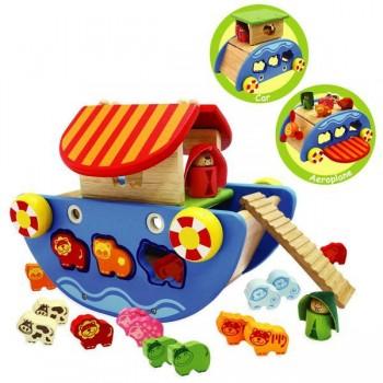 Noah's 3 In 1 Ark
