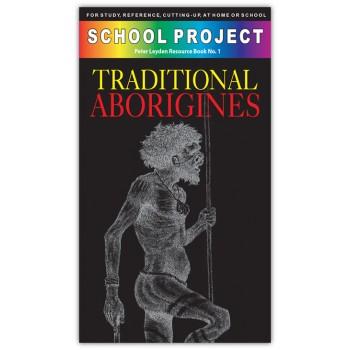 Traditional Aborigines School Project Book