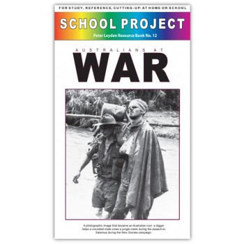 Australians At War School Project Book