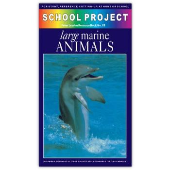 Marine Animals Project Book