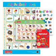 Learning the Alphabet Combo Package