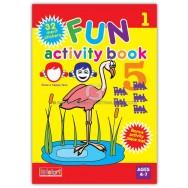 Fun Activity Book
