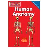 Human Anatomy Wipe Clean Book cover