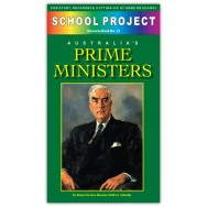 Australian Prime Ministers School Project Book