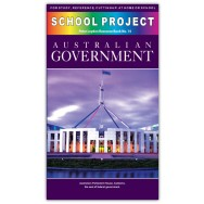Australian Government School Project Book