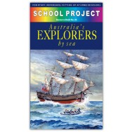 Australian Explorers By Sea Project Book