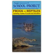 Frogs & Reptiles Project Book