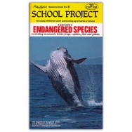 Endangered Species Project Book