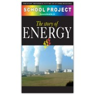 the Story Of Energy School Project Book