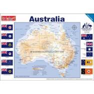 Australia Placemat front