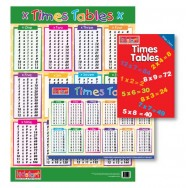Times Table Educational Combo Package