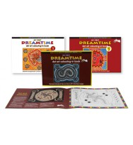 Dreamtime Colouring-In Book Combo Package
