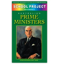 Australian Prime Ministers Project Book