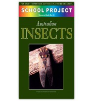 Australian Insects Project Book