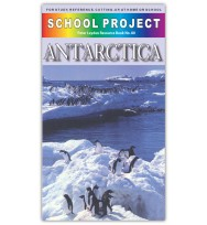 Antarctica Project Book