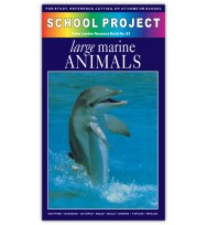 Marine Animals Project Book