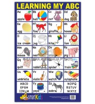 Learning My ABC Chart