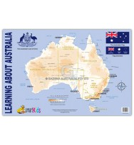 Learning About Australia Chart