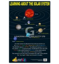 Learning The Solar System Chart