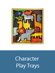 character play trays