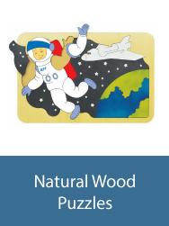 natural wood puzzles